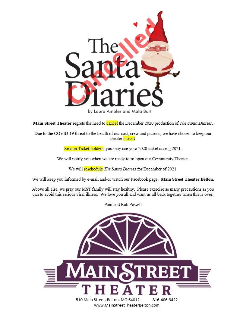 Belton Christmas On Main Street 2020 Main Street Theater Belton
