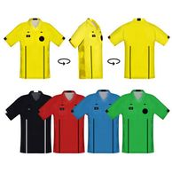 Economy version of USSF Soccer Referee Jersey.