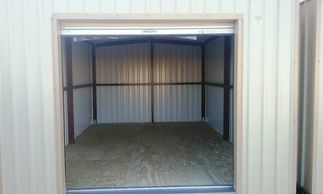 165 square foot of space, storage building, storage shed, portable storage, delivered
