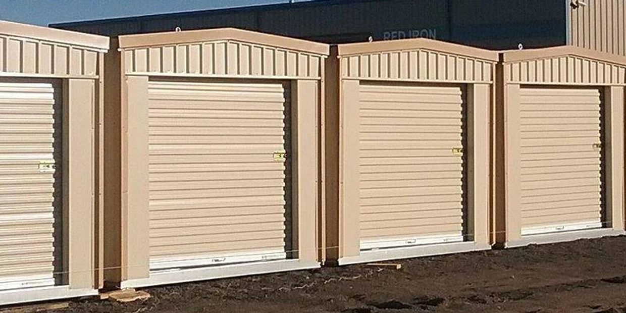 Portable storage buildings, storage sheds