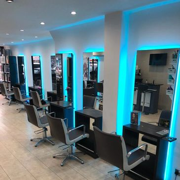 Hertfordshire & London Hairdressers