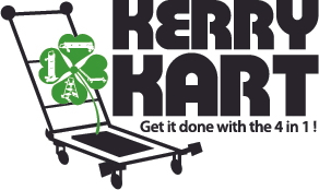KERRY KART - It's your space saving Ladder-trolley-dolly-hand tru