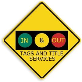 In out tags and title services for Motor vehicle division chandler az
