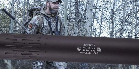 Gemtech TRACKER---PRICE: $599  IN STOCK