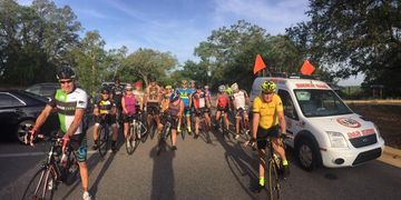 Road cycling event and tour calendar for Bike SAG Wagon. Certified SAG event partners.