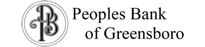 Peoples Bank of Greensboro