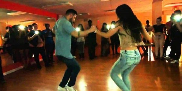 Bachata Lessons, Dominican Style Level 2: Thursdays at 7:45PM.