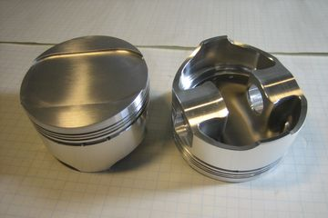 Forged Pistons for 948, 998, 1098, 1275 Austin and Morris Mini.  Austin Healey Sprite/MG Midget