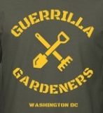 Guerrilla Gardeners of Washington DC