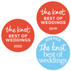 The Knot Best of Weddings 3 years in a Row! See our Reviews