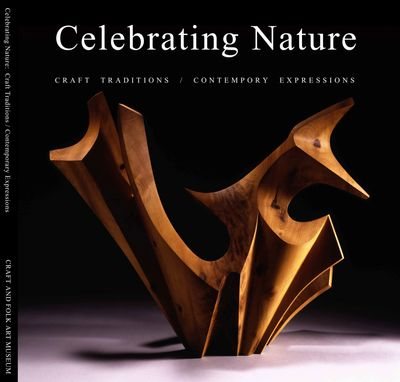 "Catalog cover of ""Celebrating Nature"""