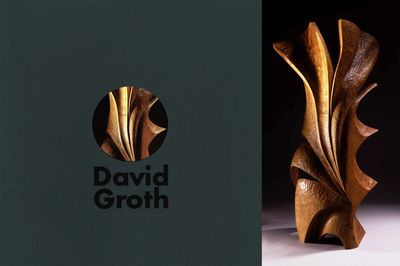 David Groth catalog for travelling exhibit