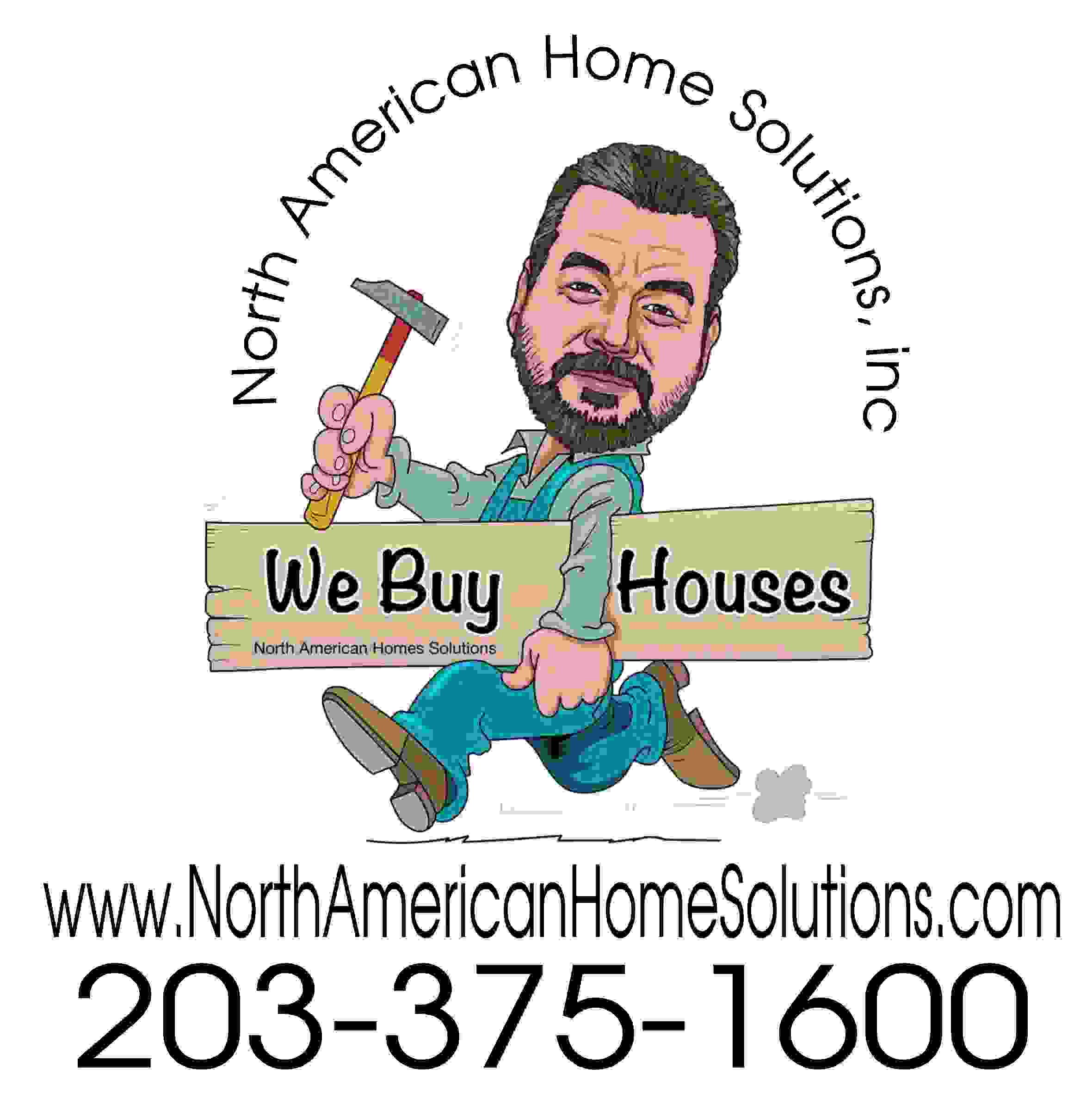 Mike Robinson's rehab company North American Home solutions, inc