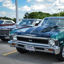Cruise-A-Palooza for 2019 willbe held Sunday June 23rd on MAin Street in Butler, PA.