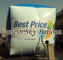 Best Price Sky Balloon, Best Price Advertising Sky Balloon, White Color Sky Balloon.