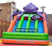 4 line bouncy, 4 Gallery bouncy, slide bouncy, inflatable balloons, bouncy Manufacturers, Inflatable