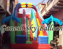 Inflatable Slide Bouncy, Inflatable Bouncy Manufacturers, Inflatable Slider, Jumping Jhula, Bouncy.