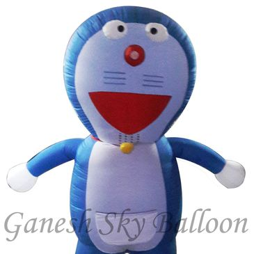 Doraemon Character Inflatables, Inflatable Mascot, character inflatable manufacturers, Inflatables.