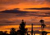"""Newton Sunset Too""- The second night of beautiful sunsets over Phoenix from Hurricane Newton."