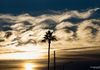 """Cloud Waves"" - Wave clouds form over Phoenix during a winter sunrise."
