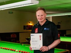 Gavin York Snooker coaching.