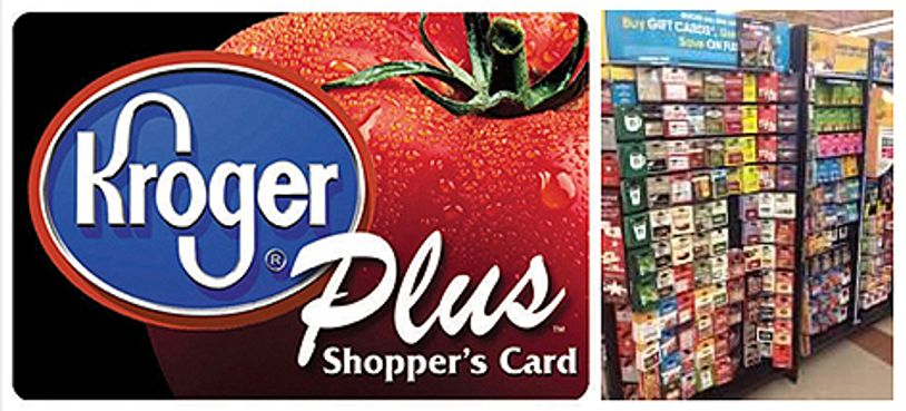 KROGER'S PLUS CARD REWARD PROGRAM