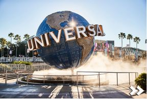 Universal Orlando Page, Universal Orlando Vacation Package