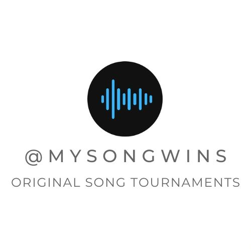 mysongwins original song tournament competitions. Artists and bands enter their original song record