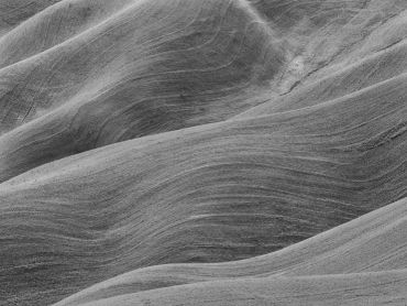 black and white photography,  Gerald Hill photography, Palouse Washington, Rolling hills, landscape