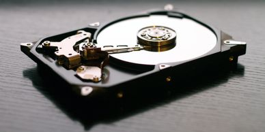 Faulty or damaged hard drive.