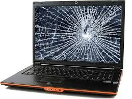 Cracked and damaged laptop screens are never as bad as they look.