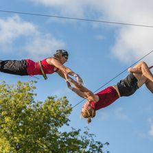 Flying Trapeze- Adult Camps and Clubs