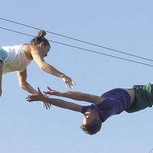 Empowerment programs-Flying Colors Trapeze