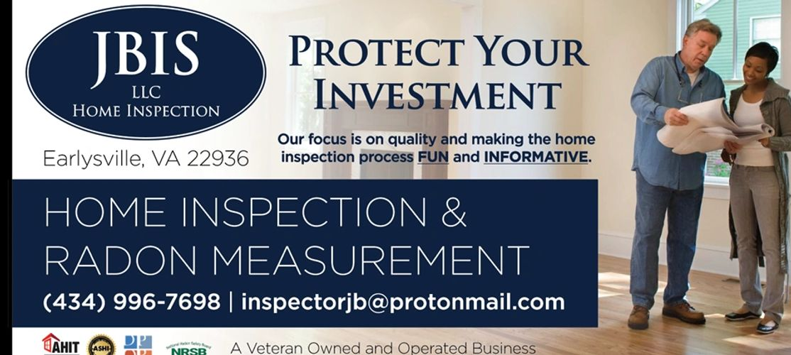 Charlottesville Home Inspection