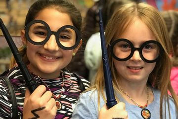Harry Potter Beading Just Bead Yourself Westfield NJ Disney Wizard Witch Fun Kids Events DIY Jewelry