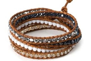 Trendy Leather Summer Bead Camp Just Yourself Westfield NJ Kids Things to Do Design Own Jewelry Fun
