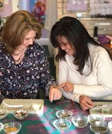 Adult Ladies Couples Night Out BYOB Design Your Own Jewelry at Just Bead Yourself in Westfield, NJ