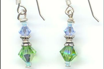 Earrings and Pendants 101 class design your own jewelry at Just Bead Yourself in Westfield NJ