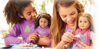 Kids Beading Events at Just Bead Yourself in Westfield, NJ Afternoon Tea with My Doll & Me