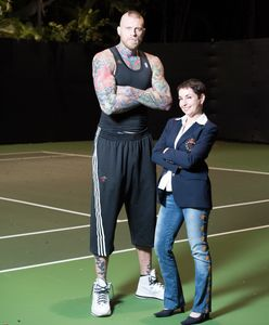 Miami Heat, Chris Andersen and Linda Janasz