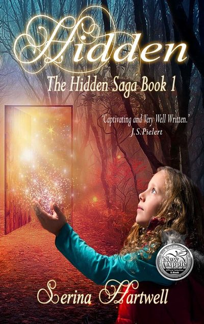 Hidden - The Hidden Saga Book 1 ISBN-13: 978-1518885921 E-Book ASIN: B017PK4OUY Genre: Urban Fantasy