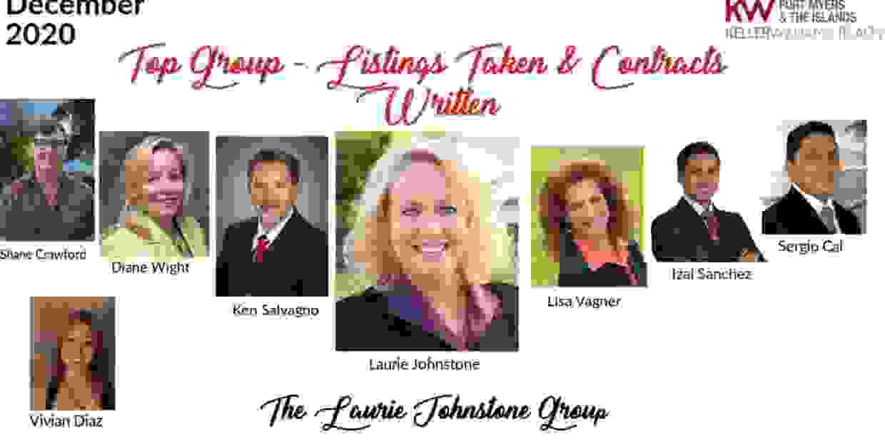 The Laurie Johnstone Group  (Our team)