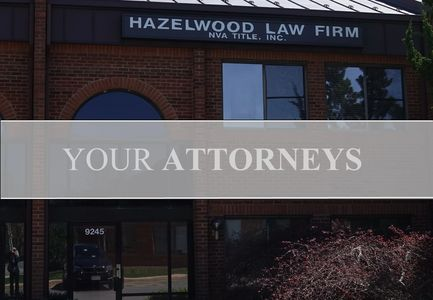 Hazelwood Law Firm Burke, Virginia Office Exterior