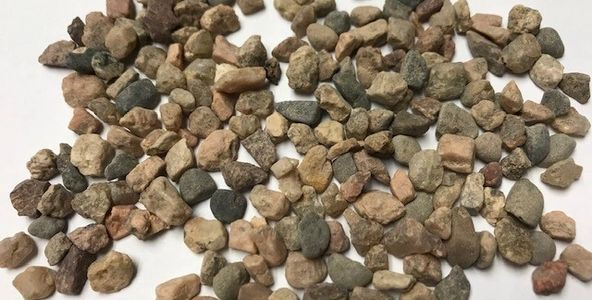 SchabelTech Cobblestone Pea Gravel, washed and dried in 50# bags