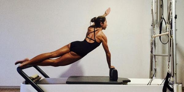Pilates principles in action, core strength, precise movement, contrology, body awareness