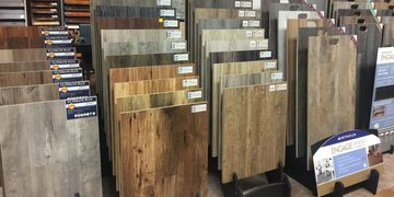 Waterproof Flooring Known As WPC And Rigid Core Is A Patented Hybrid Composed Of Wood Plastic That Adopts The Best Qualities Both Vinyl Laminate