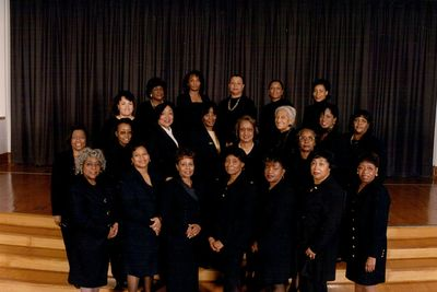 Anchorage Chapter of the Links , Incorporated Charter Members
