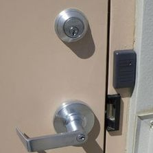electric strike and door locks