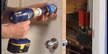 lock installations or lock replacements