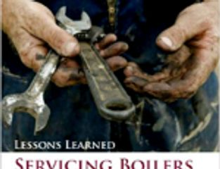 Lessons Learned Servicing Boilers Cover